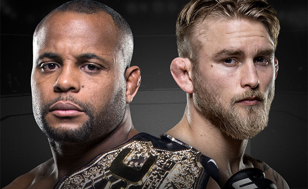 Cormier's first challenger to title: Alexander Gustafsson