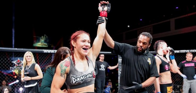 Invicta FC 13 Official for Las Vegas on July 9 - Three title fights