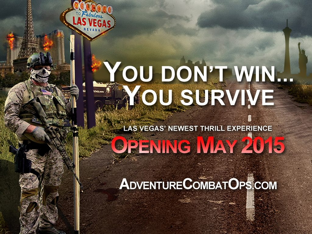 Adventure Combat Ops partners with UFC