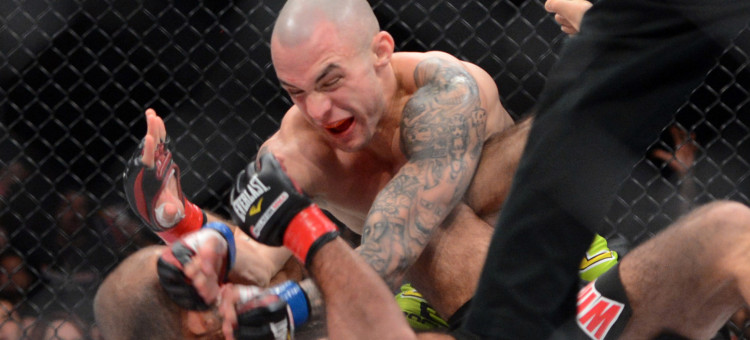 Bellator's Mike Richman Tests Positive For PED's; Faces Two Year Suspension