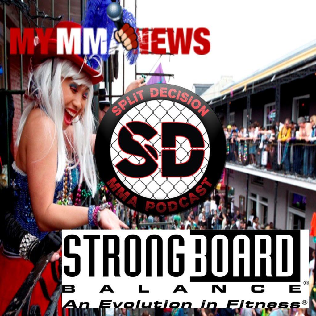 Split Decision MMA Podcast – UFC Fight Night 68, 67, MMA News, Reebok, Drug Testing