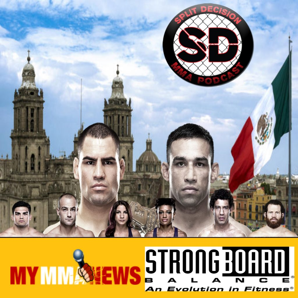 Split Decision MMA podcast - UFC 188, MMA News, NOLA, Rousey, Aerts, INVICTA13