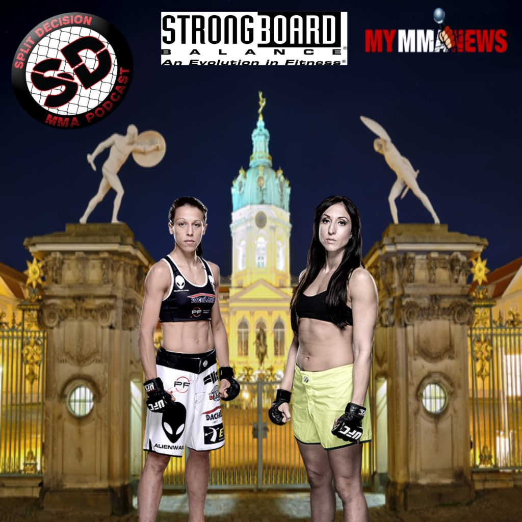 Split Decision MMA Podcast - 300th Episode, #UFCBerlin, 188, Corriea, RearNaked