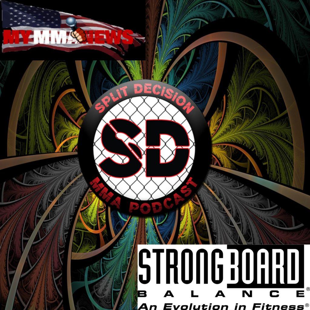 Split Decision MMA - UFC Florida, Bellator, NY Bill, Anderson, Joanna, Reebok