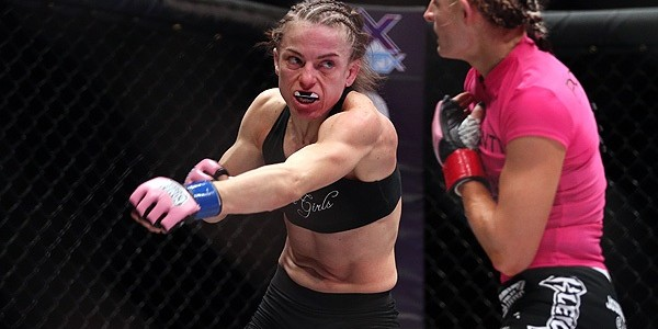 Simona Soukupova Returns to Invicta FC