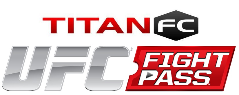 UFC Fight Pass to Air Titan FC Events