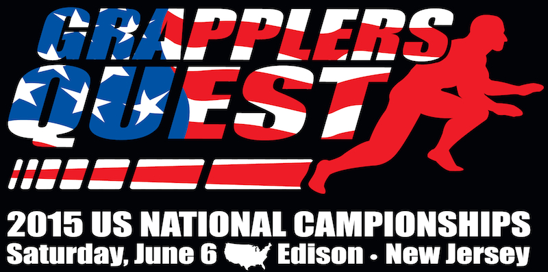 America's Best Battle at Grapplers Quest U.S. Nationals in New Jersey This Saturday