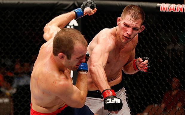 UFC Releases Luke Barnatt