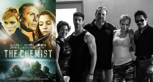 Martial Artists and High School Teacher Tom Renner Co-Produces The Chemist