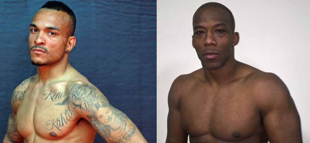 "WSOF Signs LaRue Burley and Louis ""Handgunz"" Taylor"