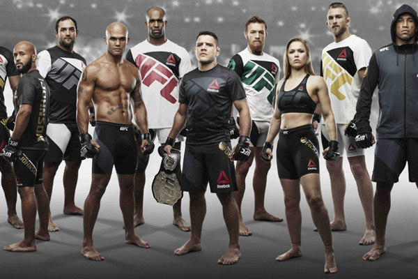 Reebok Spokesman Talks UFC Deal, Responds to Criticism