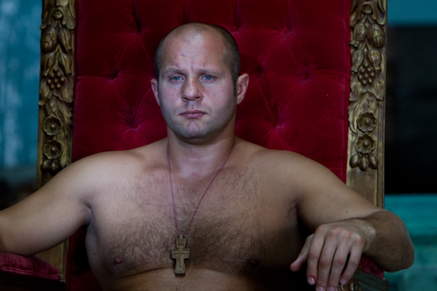 The Last Emporer, Fedor Emelianenko, returning to MMA