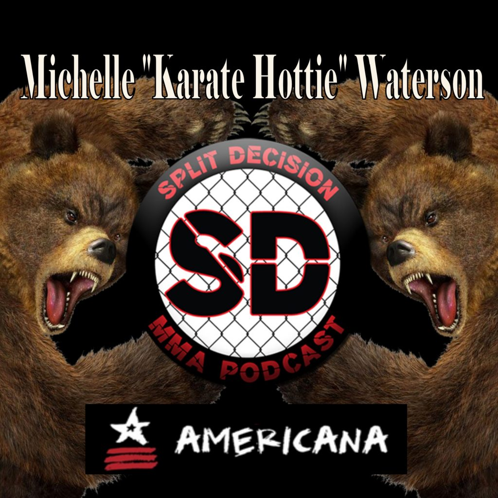 Michelle Waterson interview