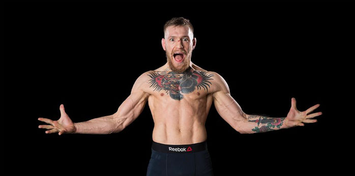 Conor McGregor reportedly to cut 27 pounds this week for UFC 189