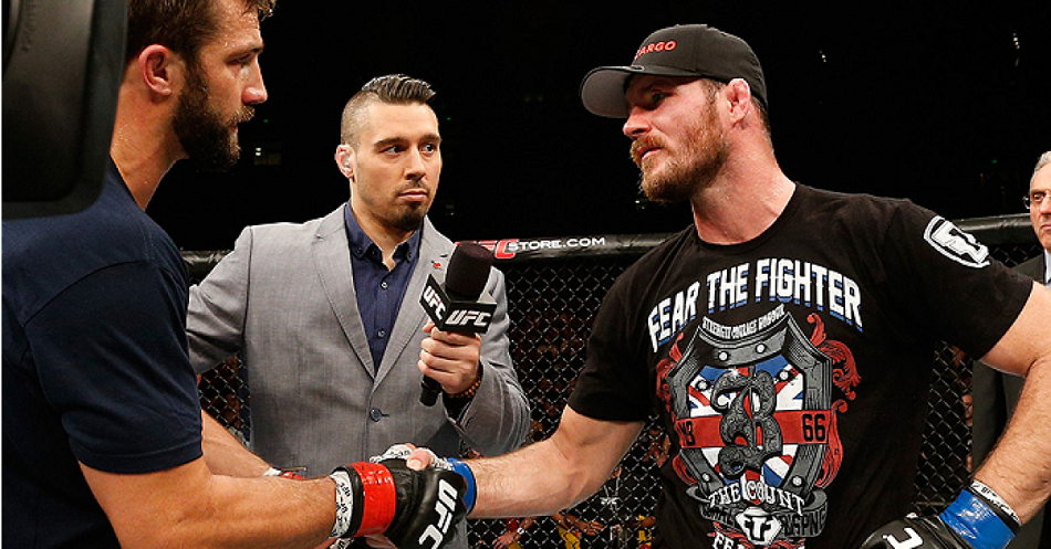 Dan Hardy: Bisping is a future UFC Hall of Fame
