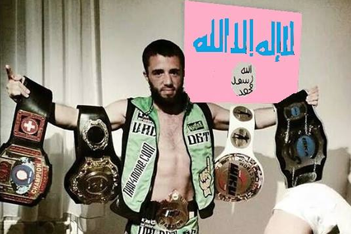 Report: Muay Thai champ who joined ISIS killed in Syria