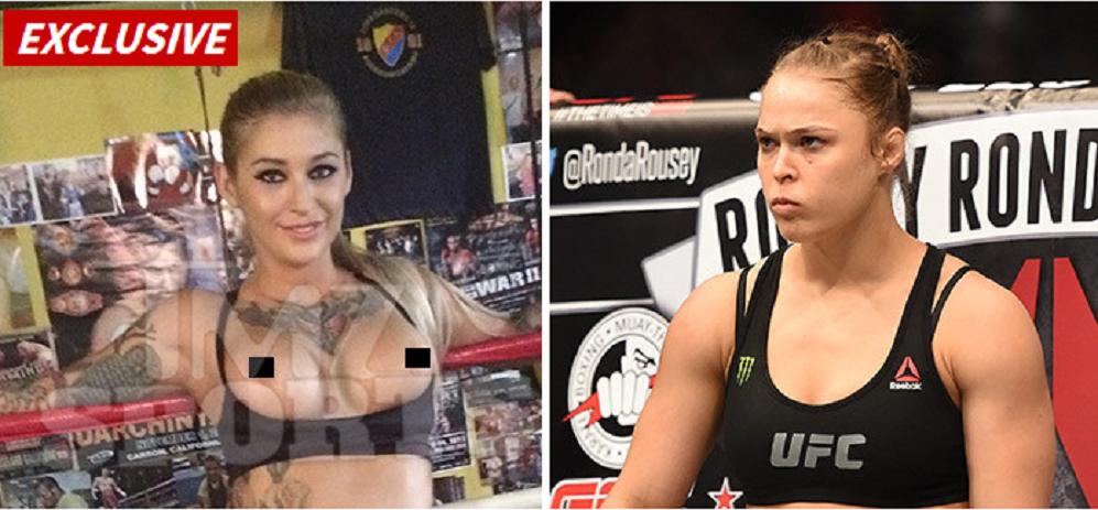 NSFW – Porn parody based on UFC's Ronda Rousey