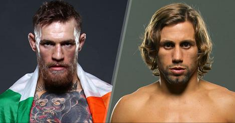 McGregor, Faber to coach TUF