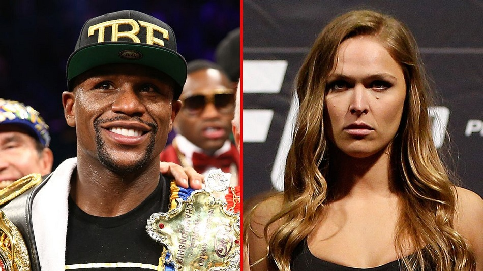 UFC Responds, Sticks Up For Rousey Against Mayweather