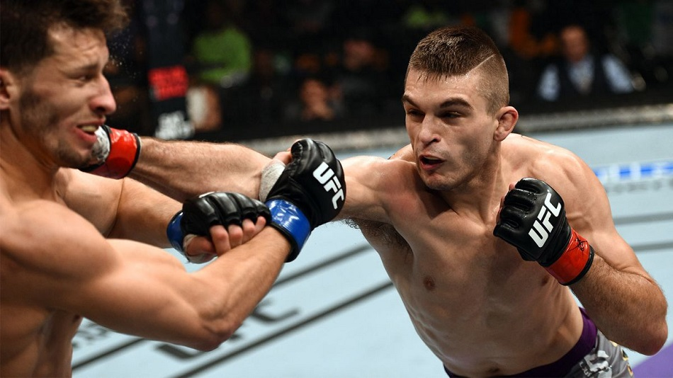 Johnny Case signs for 5 more UFC fights