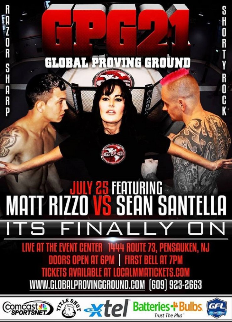 "Matt ""Razor Sharp"" Rizzo Breaks Down His GPG Title Shot"