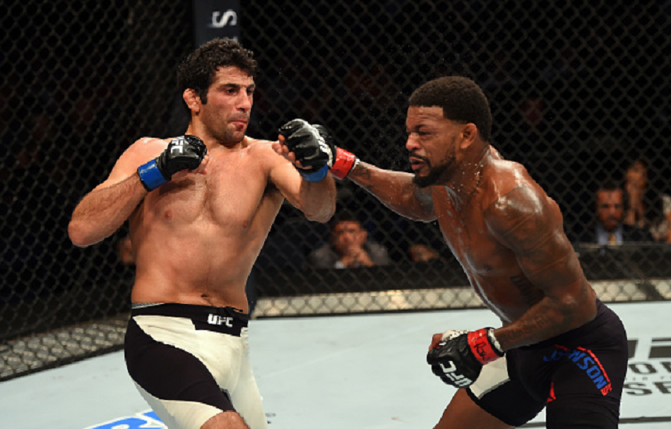 After Controversial Win, Beneil Dariush enters UFC Top 10 Lightweight Rankings