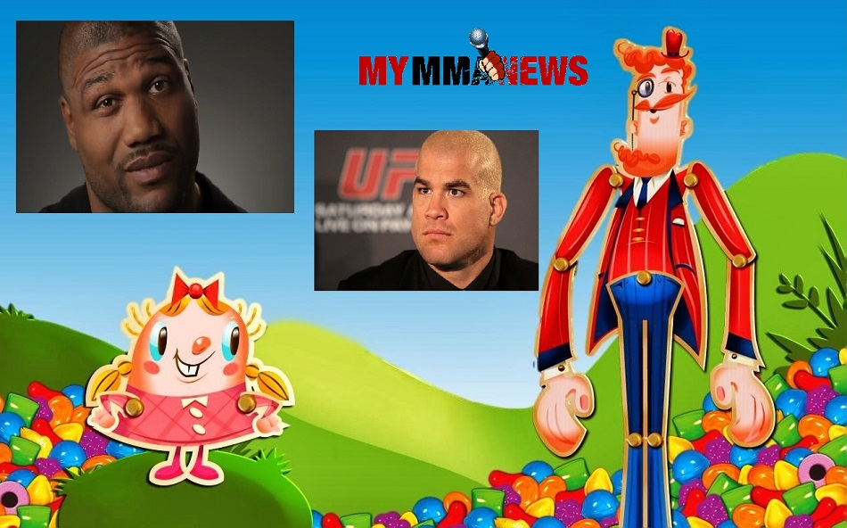 Rampage to Tito Ortiz: Stop Sending Candy Crush Requests