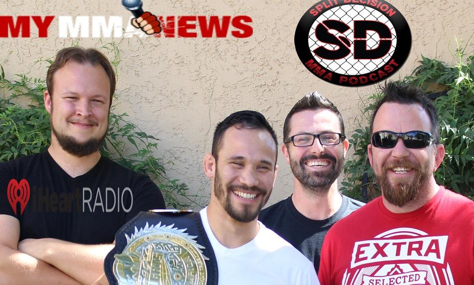 Split Decision MMA Podcast - MMA News, Rolando Velasco, NSAC, Silva, CM Punk, UFC FN 73