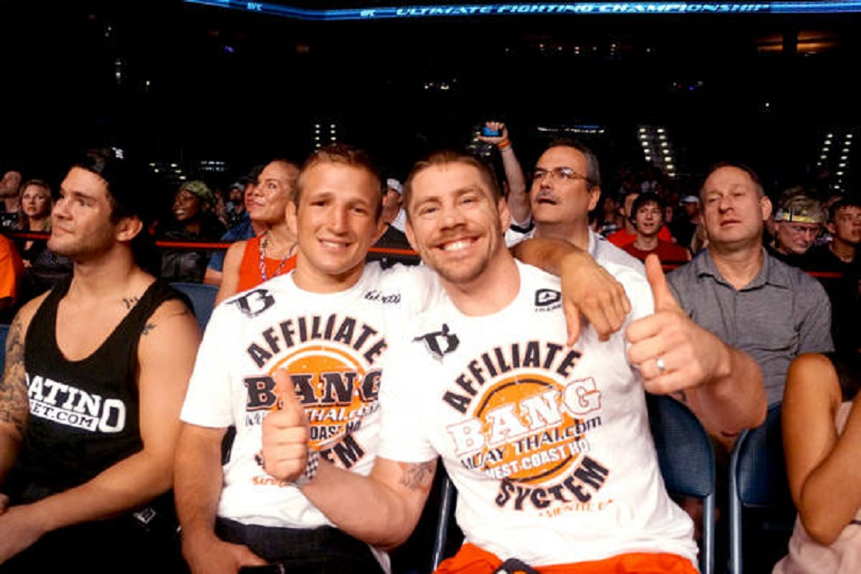 "Duane Ludwig – ""The Highest Level Mixed Martial Arts Has Ever Seen is T.J. Dillashaw right now"""
