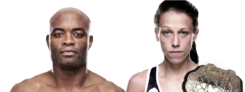 Anderson Silva pulled from UFC rankings, Jedrzejczyk added to P4P best