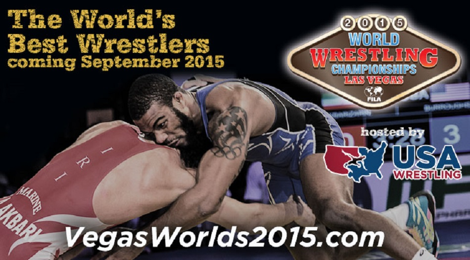 UFC set to sponsor 2015 World Wrestling Championships
