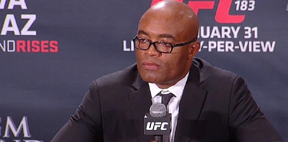 UFC Statement on Anderson Silva