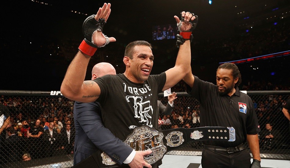 Werdum to defend against Velasquez in rematch for first title defense