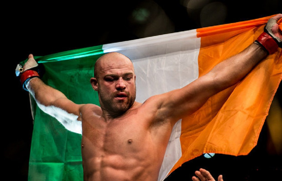 Five bouts confirmed for UFC Dublin