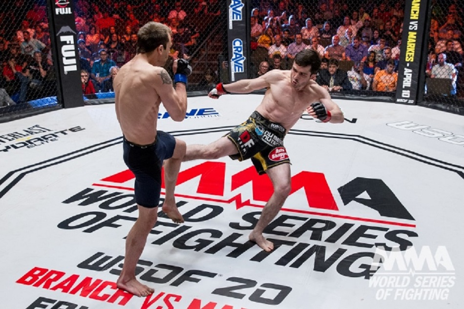 WSOF 23 Main Card Finalized with Two New Bouts