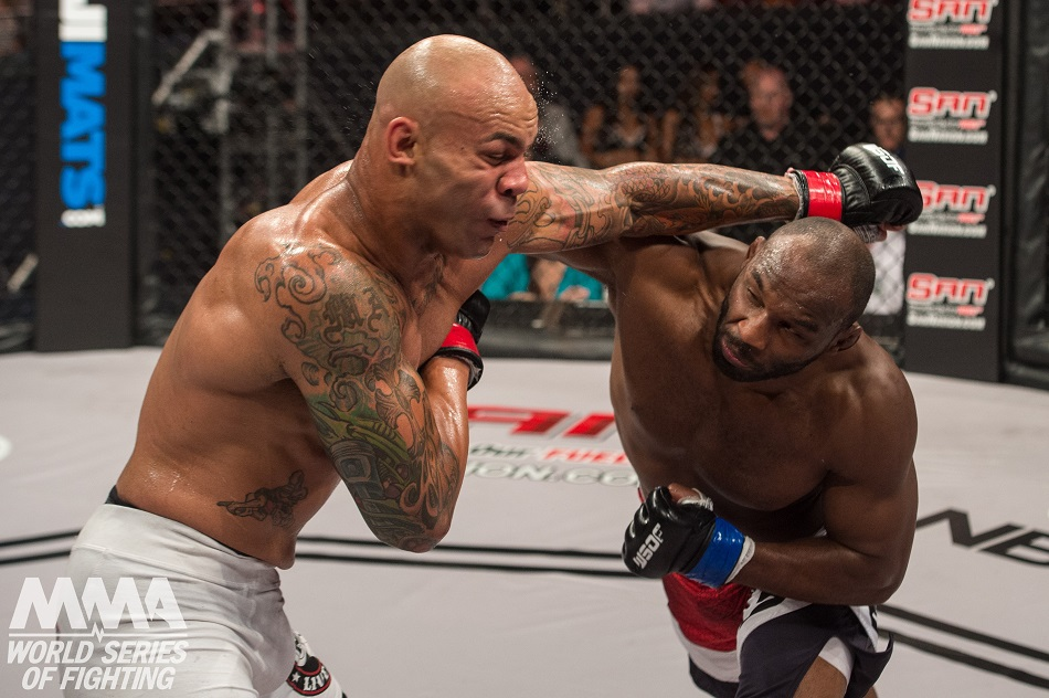 WSOF 23: Seven-Bout Preliminary Fight Card Confirmed For Sept. 18