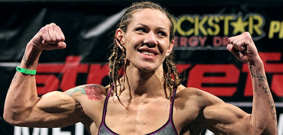 REPORT:  Cris Cyborg to headline UFC fight card in Brazil