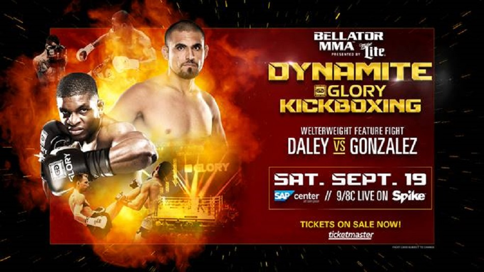 Bellator MMA stars prepare for Glory at Dynamite 1