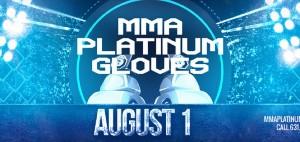 MMA Platinum Gloves