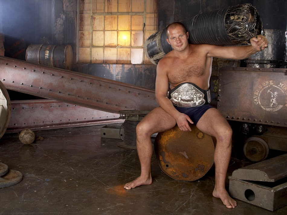 Fedor confirms negotiations with UFC, wants rematch with Werdum