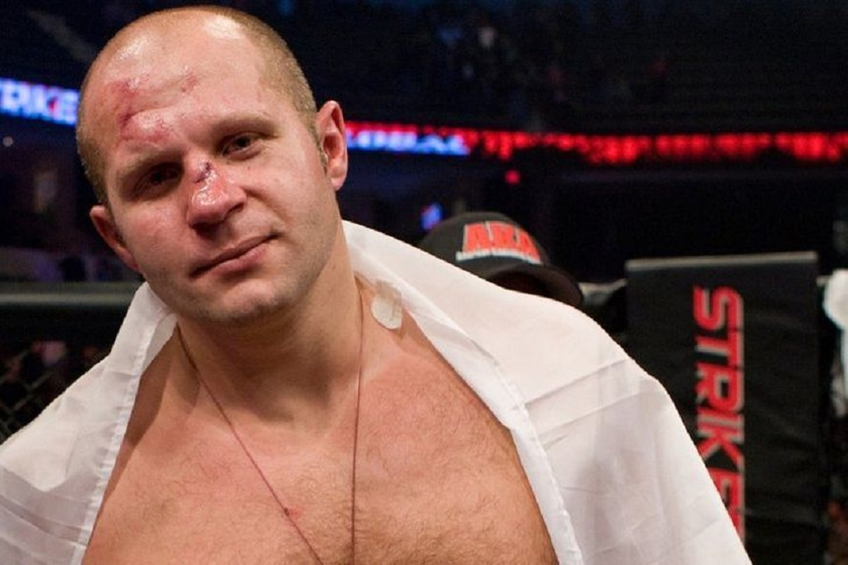 Fooled by Rizin FF:  Fedor's opponent named