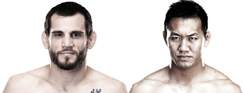 WSOF 24: Fitch vs. Okami Heads to Connecticut on October 17