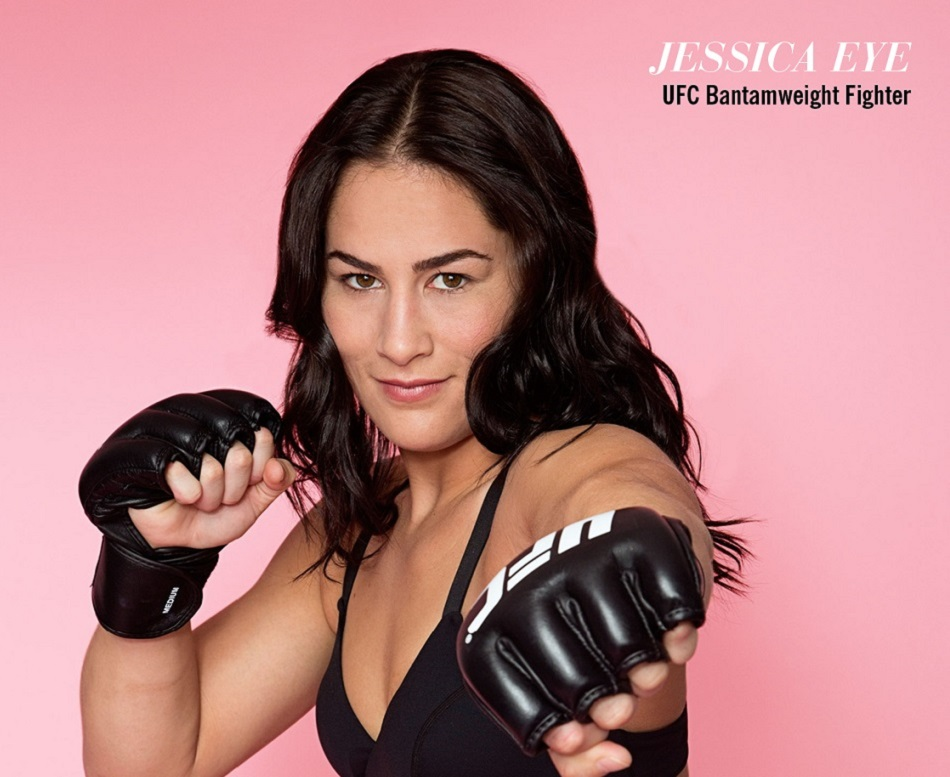 Jessica Eye in Cosmopolitan Magazine: I Was Bullied by My Father