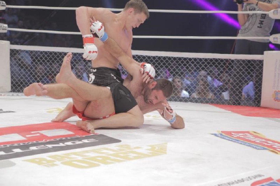 M-1 Challenge 60 results from Russia: Nemkov decisions Perak