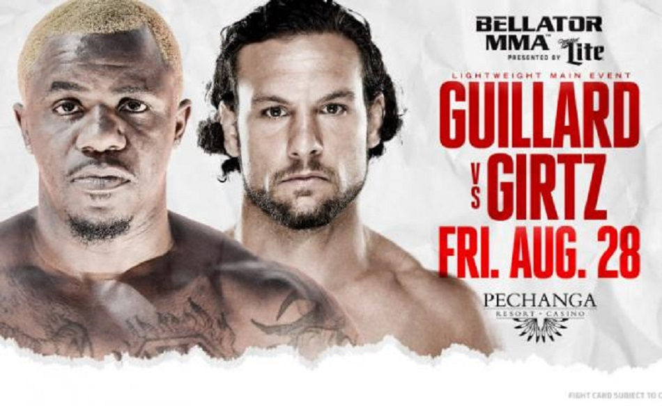 Bellator 141: Guillard vs. Girtz is now complete with five newly announced bouts
