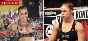 NSFW - Porn parody based on UFC's Ronda Rousey