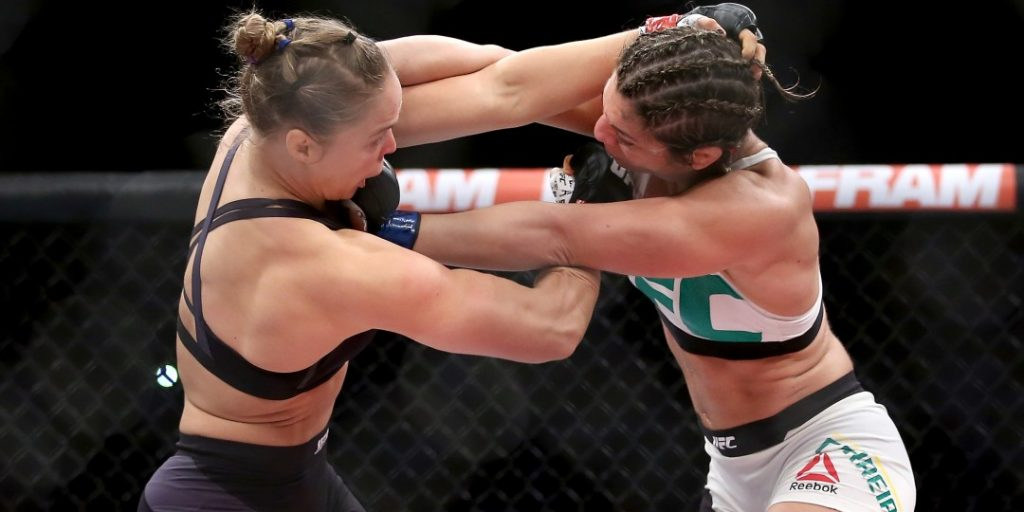 UFC 190 Results – Rousey KOs Correia in seconds