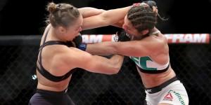 Ronda Rousey vs Bethe Correia