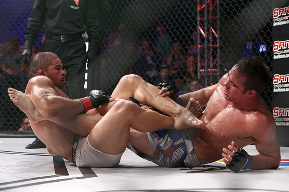 Rousimar Palhares stripped of WSOF title, suspended indefinitely