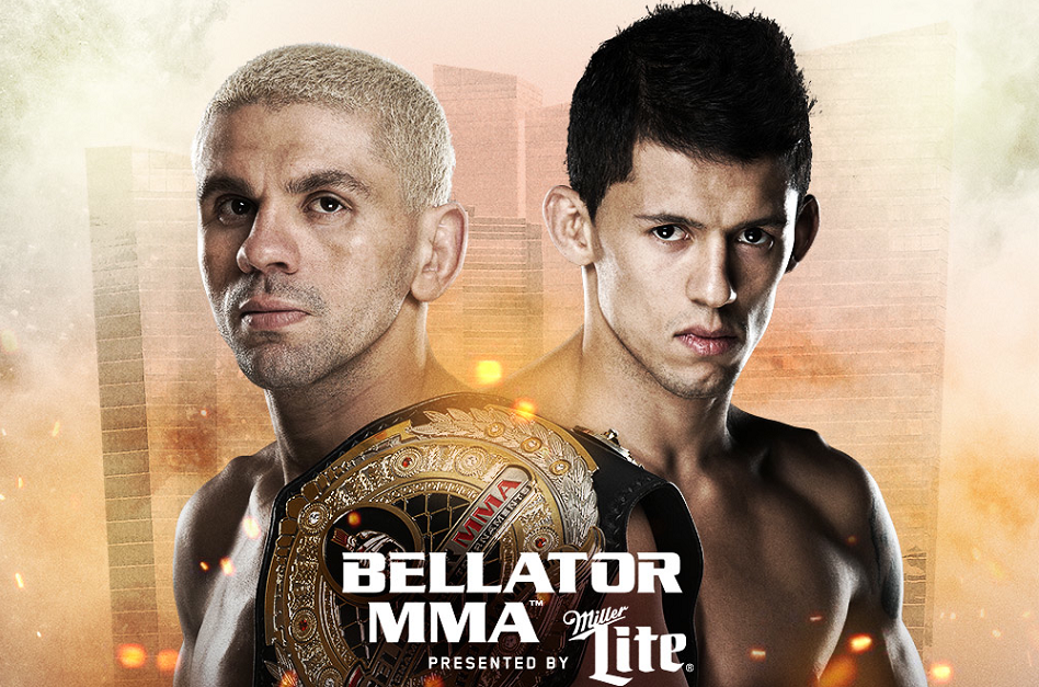 Rematch — Marcos Galvao defends his bantamweight title against Eduardo Dantas on Oct. 23